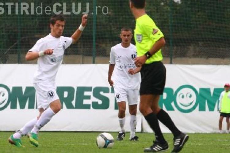 """""""U"""" Cluj - Shurtan Guzor 1-3"""