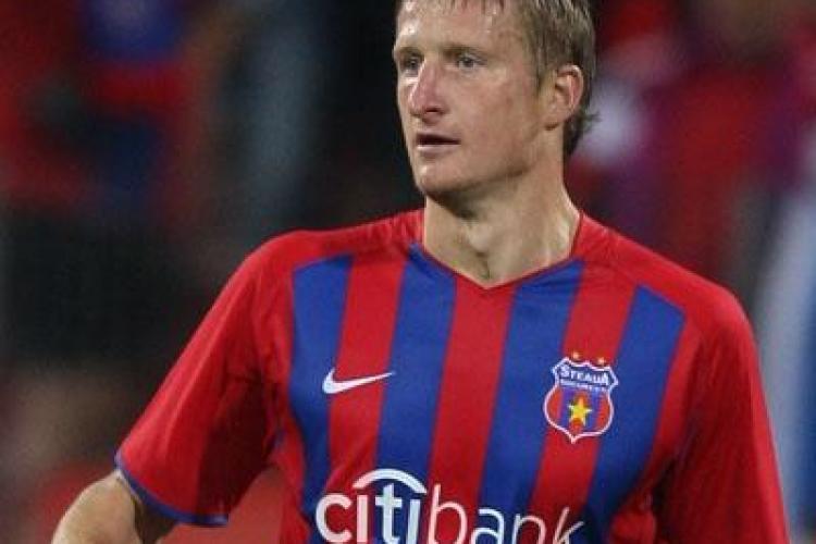 Transfer esuat pentru CFR Cluj. Goian va ramane sa joace la Palermo