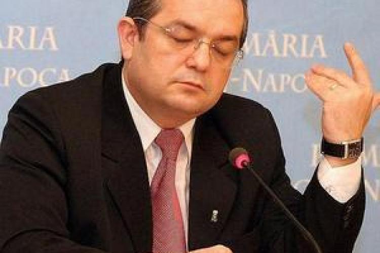 Boc la Cluj: Vom adopta o lege a parteneriatului public-privat in locul legii concesiunilor