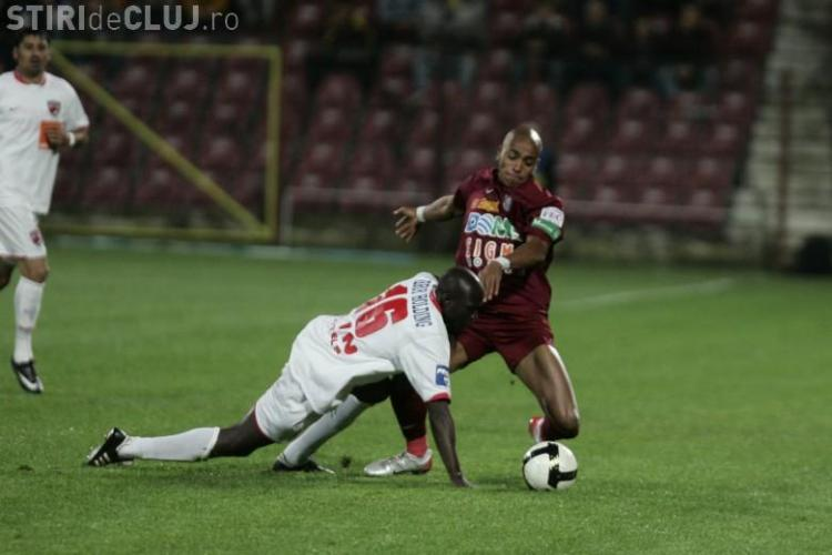 CFR Cluj va juca cu Dinamo in semifinalele Cupei Romaniei