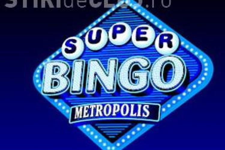 Firmele care organizeaza Super Bingo Metropolis, amendate cu 200.000 de lei de ITM Cluj