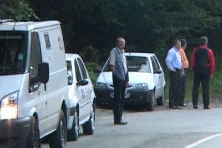 Dupa suspectii jafului de la Banca Transilvania, au fost retinuti si cei de la atacul din Muntii Gutai, Maramures