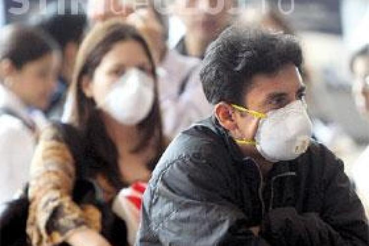 Gripa porcina nu ocoleste Clujul! Din 6 cazuri de AH1N1 confirmate la nivel national, unul este la Cluj