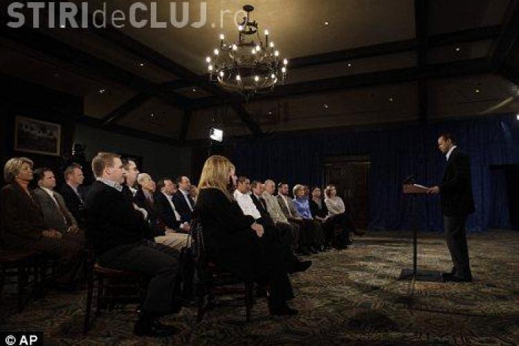 Tiger Woods si-a cerut scuze in direct de la fani si sotie pentru scandalul sexual in care a fost implicat - VIDEO si FOTO