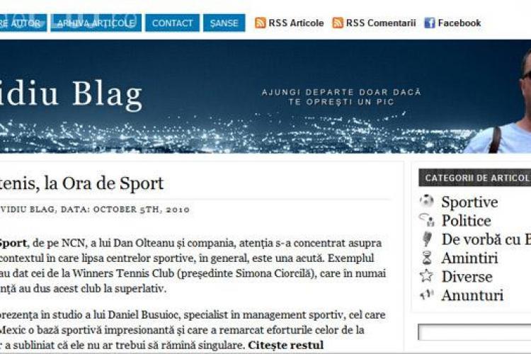 Orgoliile de ziaristi pot fi depasite! O demonstreaza doi jurnalisti clujeni care si-au facut impreuna un blog