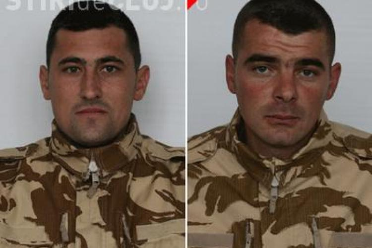 Doi militari romani au murit in Afganistan, iar un altul este ranit grav