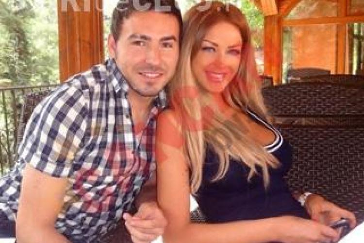 Adrian Cristea o saruta pe Bianca Dragusanu! Vezi fotografia AICI!