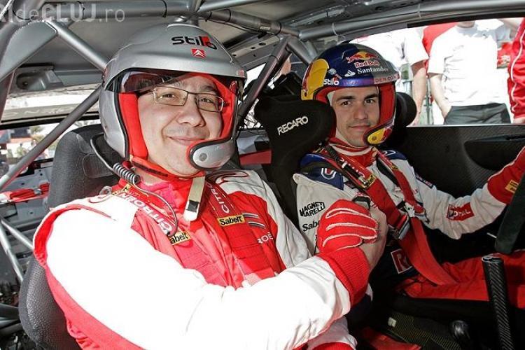 Victor Ponta, accident la Raliul Iasului! Daciana Sarbu: S-au dat cu masina peste cap!