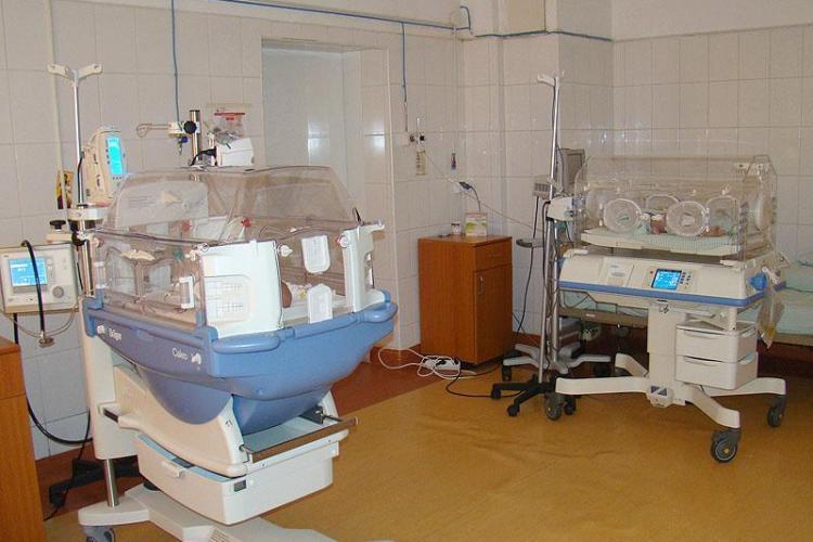 Opt spitale din Cluj au fost amendate de pompieri cu 13.500 de lei