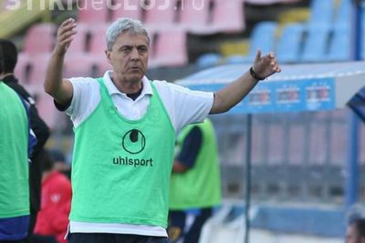 """Sorin Cartu despre meciul cu FC Vaslui-CFR Cluj: """"Este un rezultat rusinos"""""""
