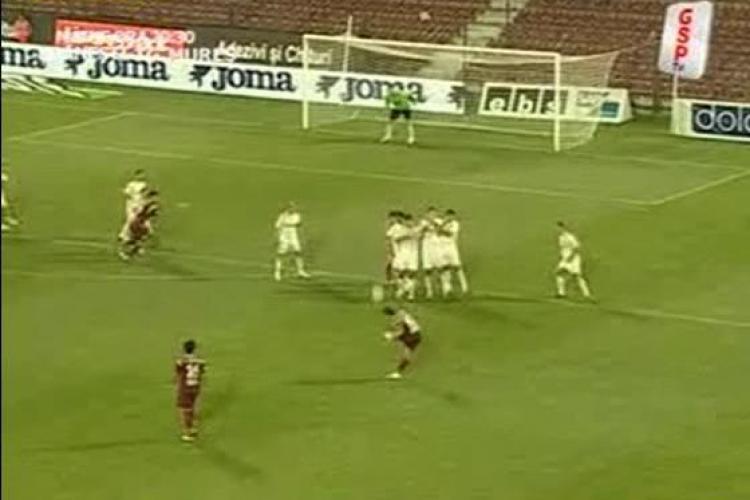 Gol De Zerbi! CFR Cluj - FC Brasov - 4-0 / VIDEO
