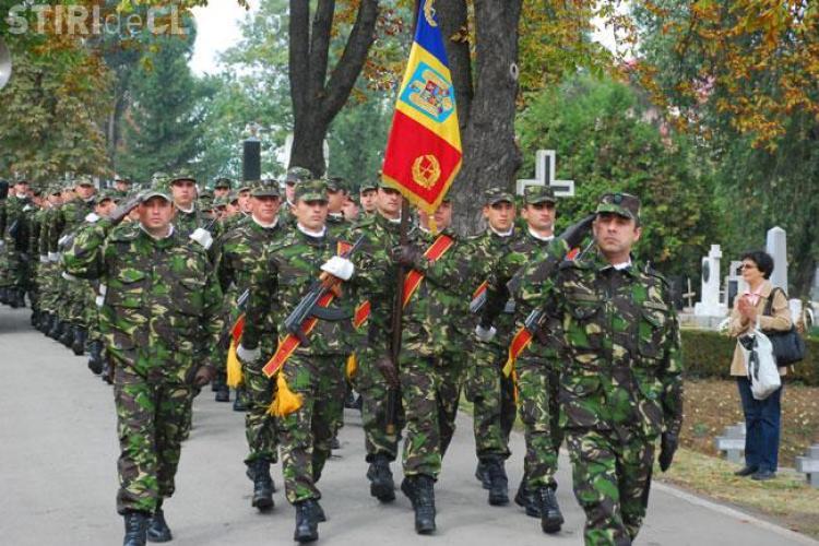 Eliberarea Clujului, aniversata luni, 11 octombrie, de autoritati in Cimitirul Eroilor, de pe Calea Turzii