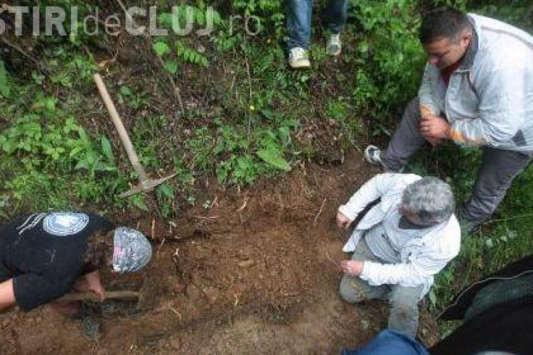 Abrudan Onut, executat de Securitate pentru ca a sustinut grupul Susman, va fi exhumat la Rachitele