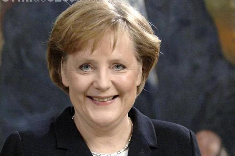 Angela Merkel este asteptata la Cluj Napoca si cu un recital de opera