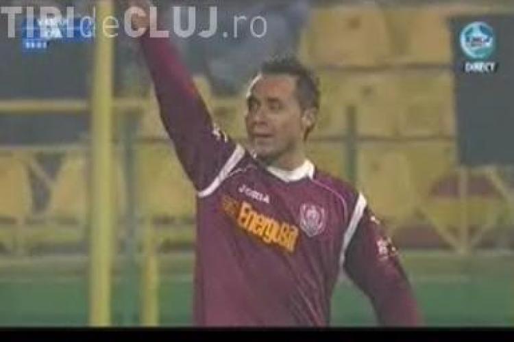 Gol De Zerbi! Italianul a reusit o preluare demna de Seria A / FC Vaslui - CFR Cluj 5-3 VIDEO