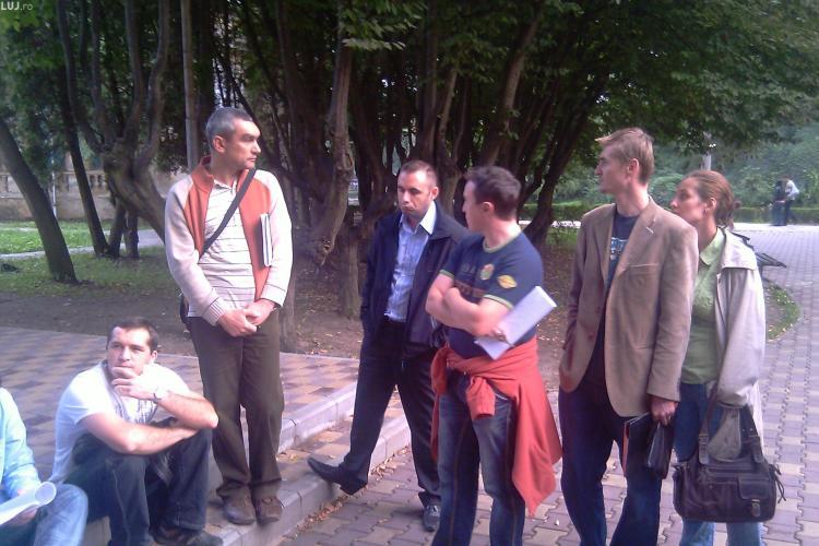 Transilvanenii cu credite la OTP vor da banca in judecata la Cluj