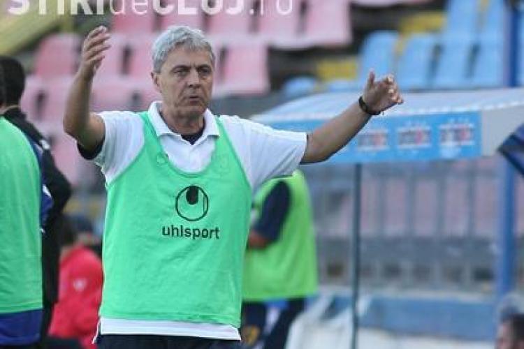 """Sorin Cartu dupa victoria cu 5-0 in fata echipei Armatura Zalau: """"Ar fi bine sa dam atatea goluri si in campionat"""""""