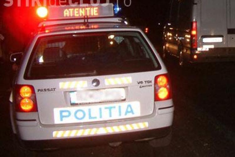 Accident grav pe strada Liviu Rebreanu! Un pieton a fost lovit de un autoturism