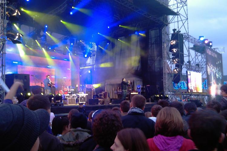 80.000 de clujeni au asistat la concertele de la Ursus Fest in 2-3 octombrie!