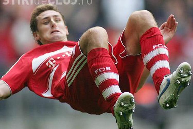 Klose, indisponibil pentru meciul Bayern Munchen - CFR Cluj