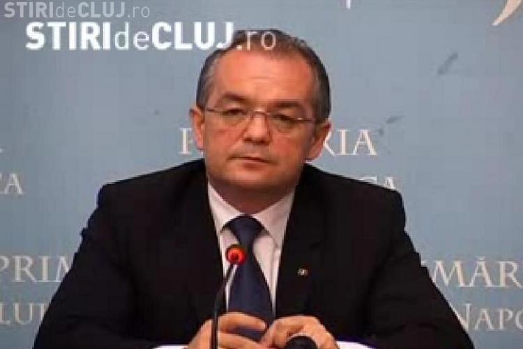 Emil Boc: Mecanismul pervers de stimulente de la Finante trebuie sa inceteze - VEZI ce a declarat premierul