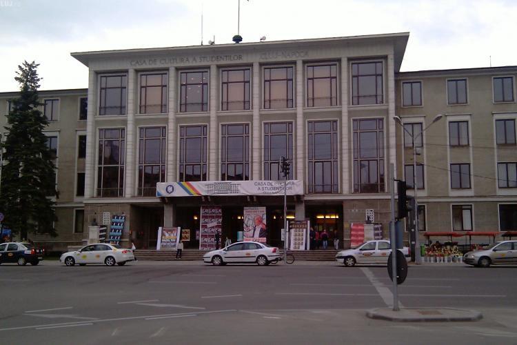 Casa de Cultura a Studentilor Cluj se deschide vineri! Lucrarile de renovare au costat 1,7 milioane de lei - FOTO