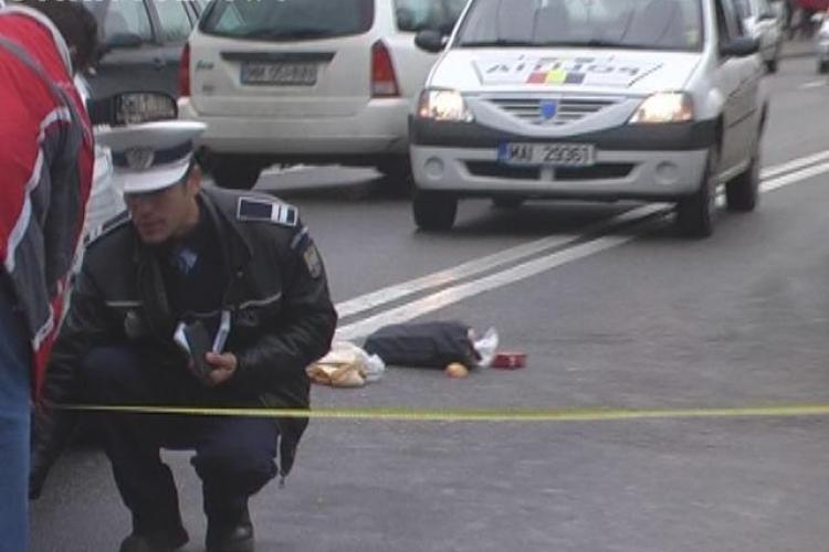 Accident grav in Valcele! O femeie a accidentata pe DN 1, in timp ce traversa drumul
