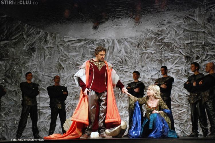 Opera Cluj isi anuleaza spectacolele pentru ca artistii ingheata de frig! Centrala termica este inchisa!