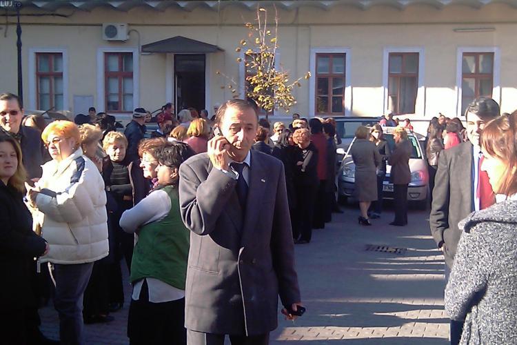 Greva de la Finantele Cluj s-a oprit! VEZI cand vor primi angajatii stimulentele - EXCLUSIV