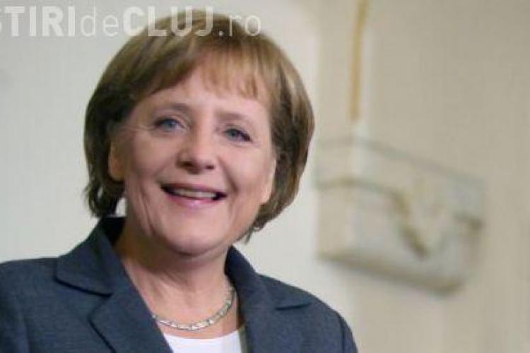 Angela Merkel a ajuns in Romania si este cazata in Bucuresti la hotelul Marriott