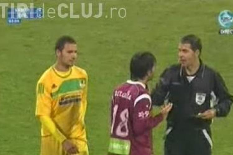 Gol Burdujan! FC Vaslui - CFR Cluj / VIDEO