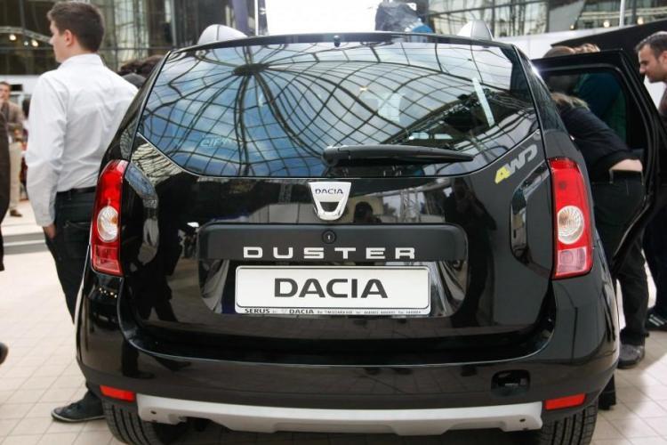 Dacia vinde masini pe banda rulanta! VEZI care sunt tarile unde se vinde cel mai bine