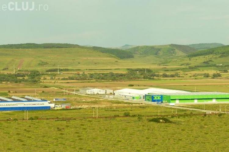 Parcul industrial privat din Dej se dezvolta cu bani europeni