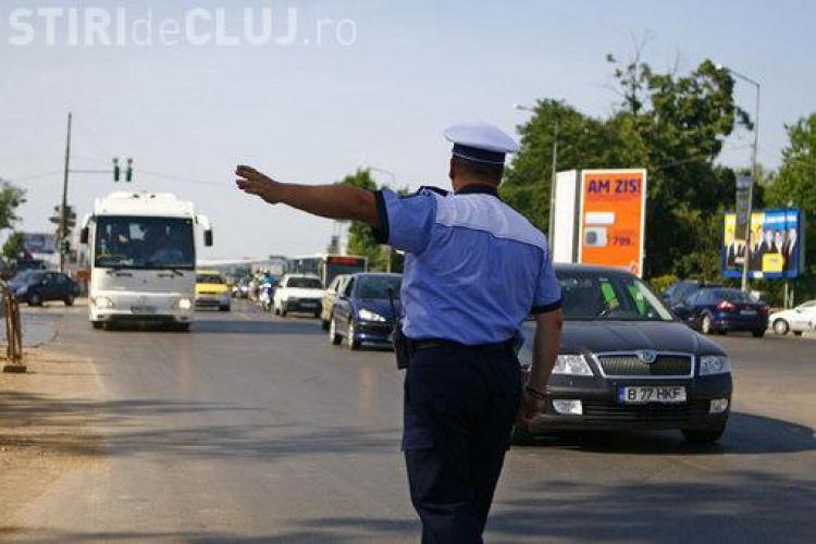 Un politist de la Sectia 2, din Cluj Napoca, vrea sa plece sofer de TIR in Anglia