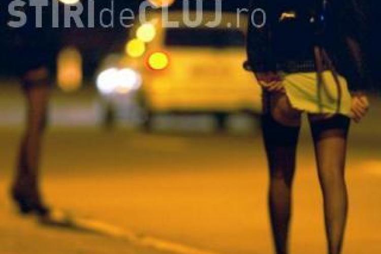"""Prostituata prinsa la """"treaba"""" pe Calea Turzii!"""