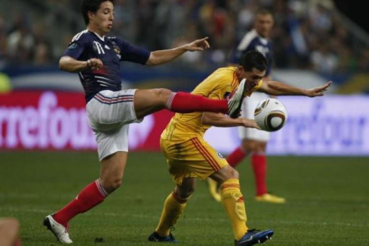 Franta - Romania 2-0! Nationala ramane pe penultimul loc in grupa D- REZUMAT VIDEO
