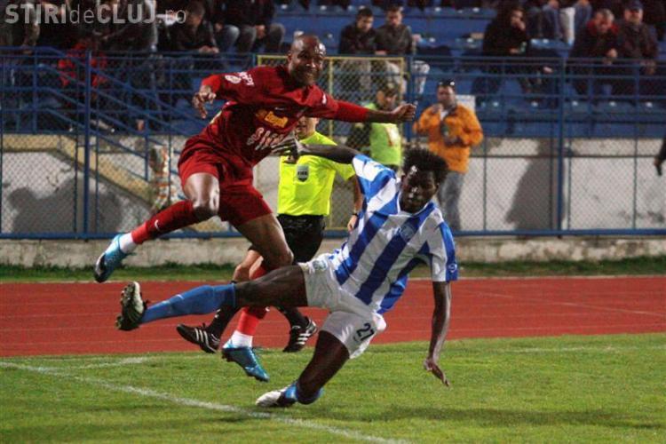 CFR Cluj a invins cu 6-3 echipa FC Silvania, intr-un meci amical