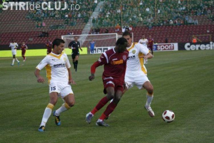 CFR Cluj - Armatura Zalau 5-0