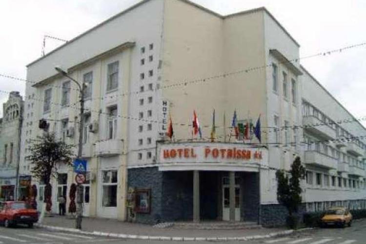 Salina Turda primeste astazi in administrare hotelul Potaissa! Aici vor fi cazati turistii straini si romani care viziteaza salina