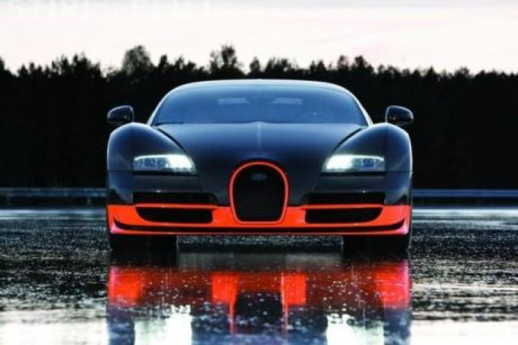 Noul Bugatti Veyron atinge 431 km/h si costa 2 milioane de euro - FOTO