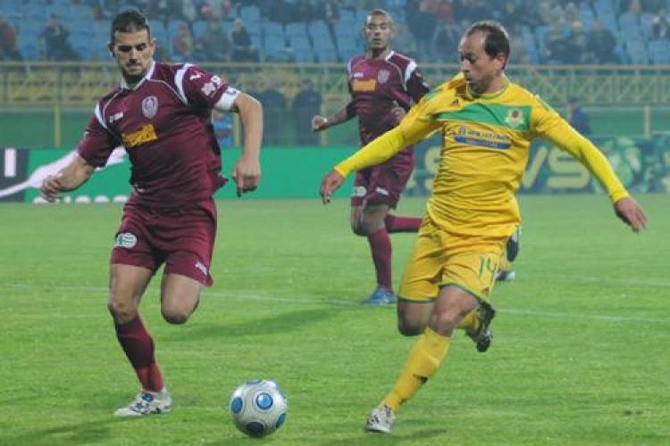Iuliu Muresan, plin de aroganta: FC Vaslui nu a fost mai buna ca CFR Cluj - VEZI golurile!