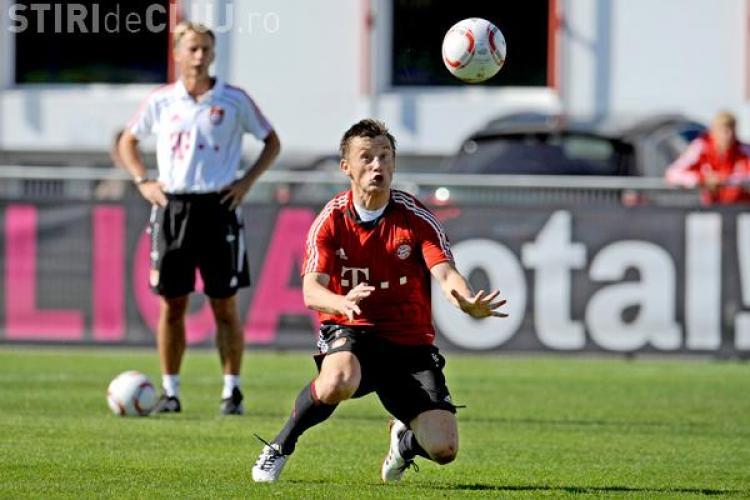 Olic si Van Buyten, jucatorii lui Bayern, recuperati pentru jocul cu CFR Cluj