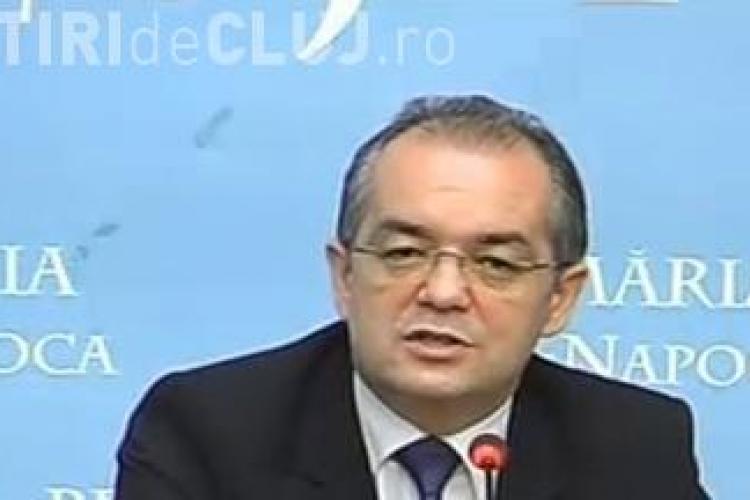 """Emil Boc promite cresterea salariilor din 2011: """"Oferim atat cat poate tara""""! VEZI ce a zis premierul!"""