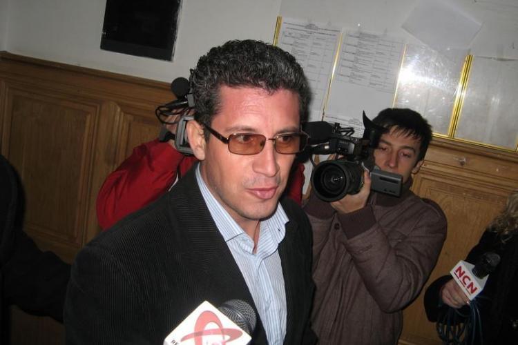 """Deputatul Virgil Pop, """"uns"""" parlamentar in arest, da faliment in afaceri"""