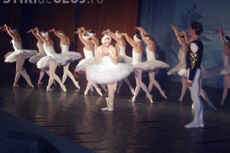 Prima stagiune a Teatrului de Balet din Cluj debuteaza in 13 octombrie
