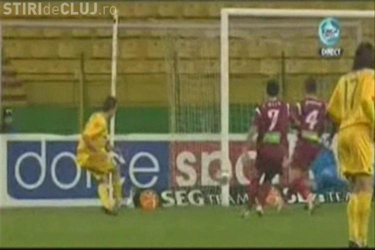 Gol Sanmartean! FC Vaslui - CFR Cluj 5-3 - VIDEO