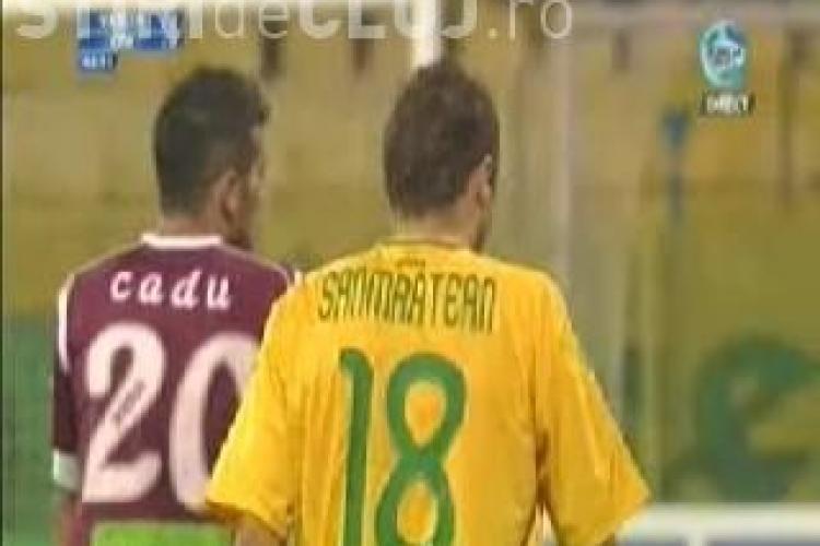 FC Vaslui - CFR Cluj, meci interzis cardiacilor! 5 - 3 / REZUMAT VIDEO