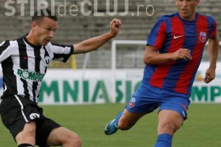 Capitanul lui FC Brasov, Robert Ilyes: Universitatea Cluj porneste cu prima sansa la calificare