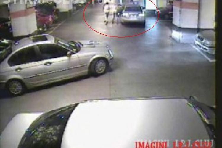 IMAGINI de la talharia din parcarea de la Iulius Mall! VEZI AICI filmul atacului dat de Ioan Muresan!