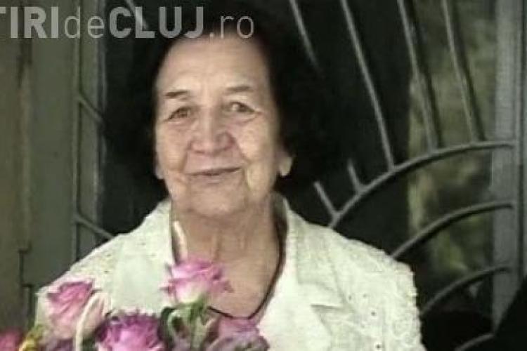 Elena Basescu, mama presedintelui, va fi inmormantata miercuri la Constanta